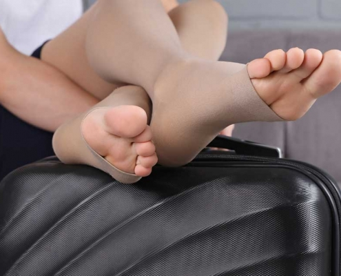Compression Stockings are Essential When Traveling